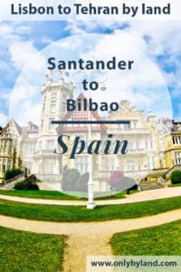 A visit to the points of interest of Santander including Magdalena Palace, Magdalena Peninsula, Gran Casino del Sardinero, Santander Bank, Centro Botin, Beaches of Santander, Santander Cathedral before taking the bus to Bilbao