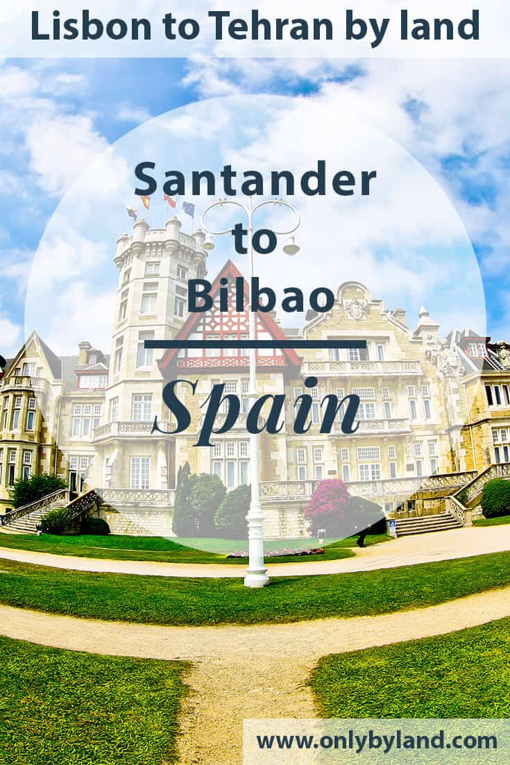 Santander to Bilbao by bus