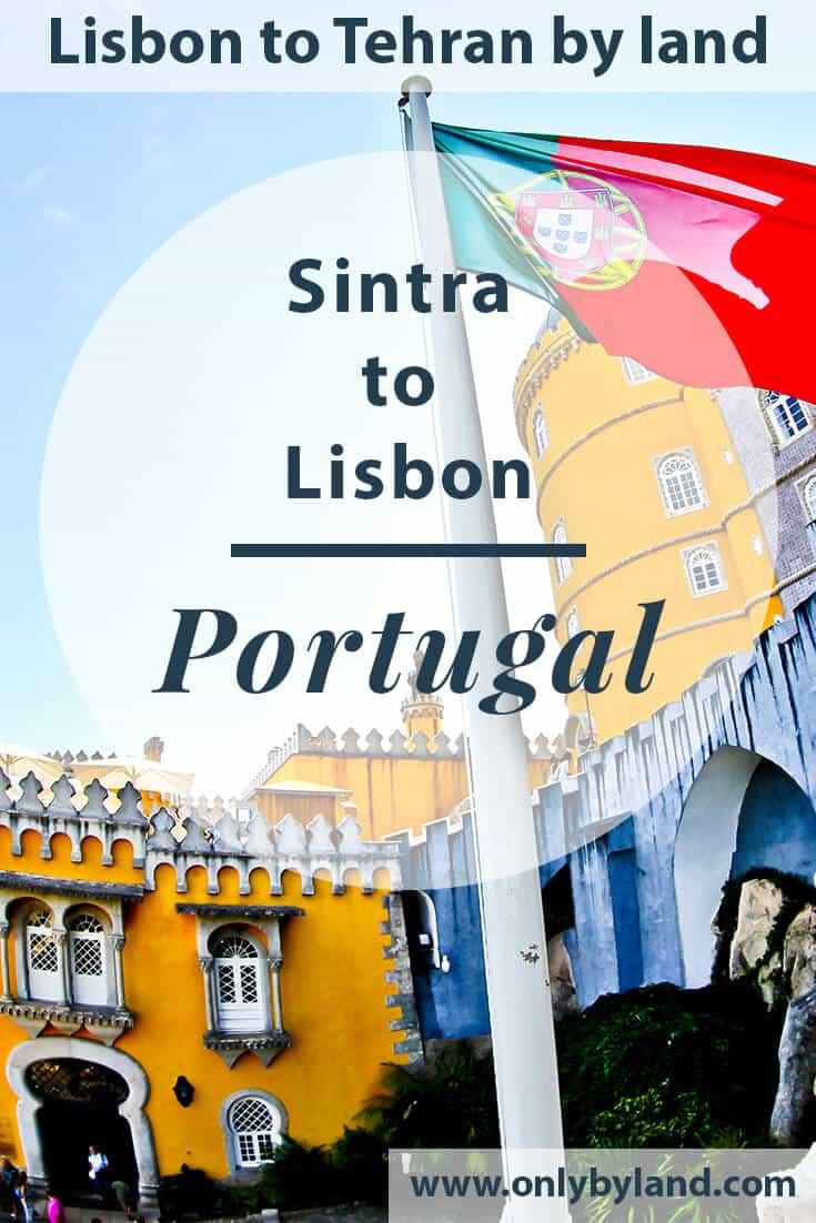 Sintra to Lisbon