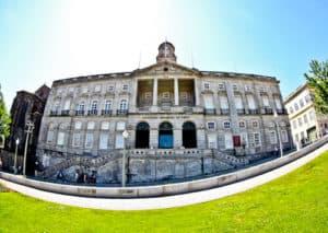 Porto Stock Market Palace (Palacio da Bolsa)