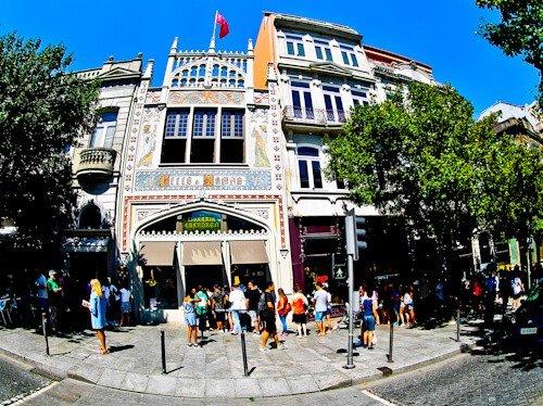 Lello Bookstore (Livraria Lello) Porto