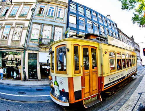Porto to A Coruña