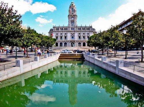 Porto City Hall / Town Hall