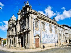 Things to do in Porto Portugal - Carmo and Carmelitas Churches