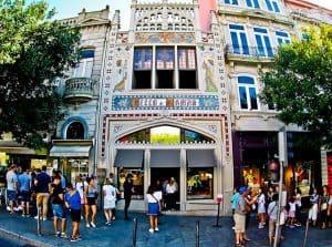 Things to do in Porto Portugal - Lello Bookshop (Livraria Lello)