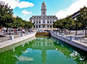 Things to do in Porto Portugal - Porto City Hall