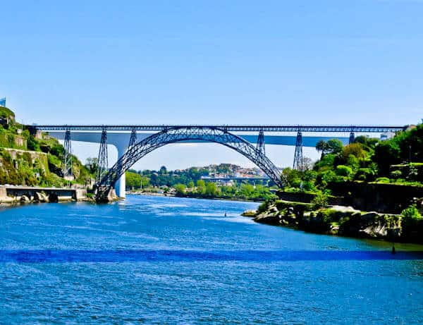 Things to do in Porto Portugal - Maria Pia Bridge / Gustave Eiffel