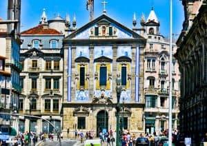 Things to do in Porto Portugal - Congregados Church