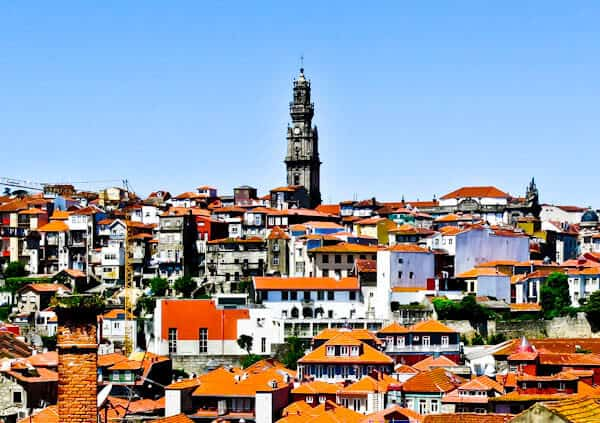 Things to do in Porto Portugal - Clerigos Tower