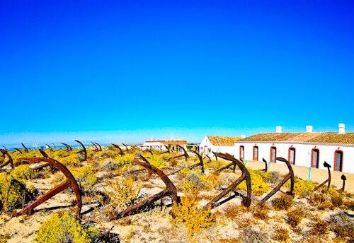 Barril Beach, Praia do Barril, Tavira, Algarve