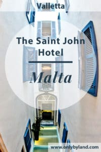 The Saint John Hotel Malta is located in the UNESCO city of Valletta. It is within walking distance of all major Valletta attractions.