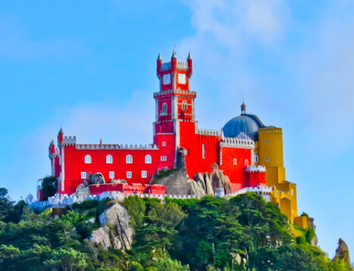 Sintra to Lisbon via Cabo da Roca