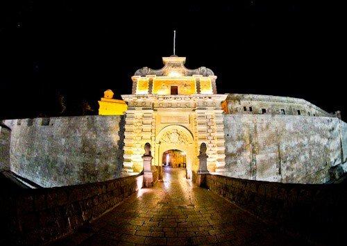 Mdina Malta - City Gates