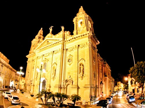Things to do in Malta - Naxxar Church