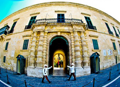 Things to do in Valletta - Malta - Palace Armoury