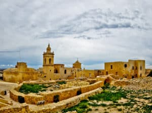 Old Prison and Citadel, Victoria Gozo Malta
