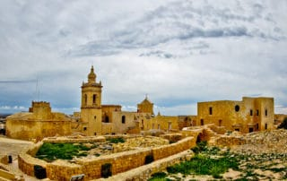 Old Prison and Citadel, Victoria Gozo Malta