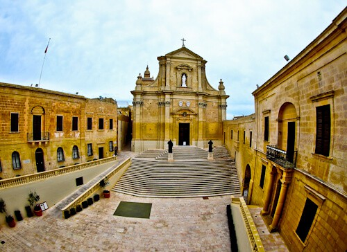 Things to do in Gozo - Old Prison and Citadel, Victoria