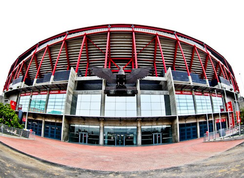 Benfica Stadium - Estadio da Luz, Location