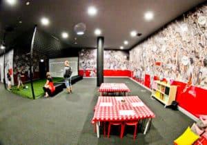 Benfica Stadium Tour, Estadio da Luz. museum for kids