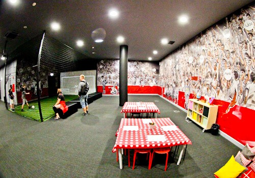 Benfica Stadium Tour, Estadio da Luz. museum for kids