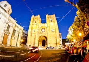 Lisbon Cathedral, Sé de Lisboa