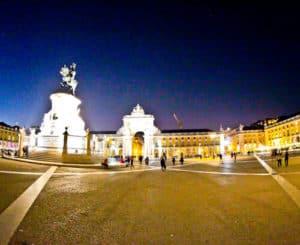 Commerce Square, Lisbon,