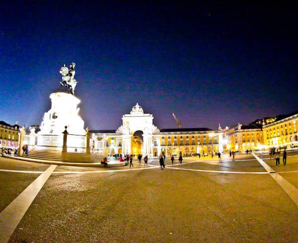 Things to do in Lisbon Portugal - Commerce Square