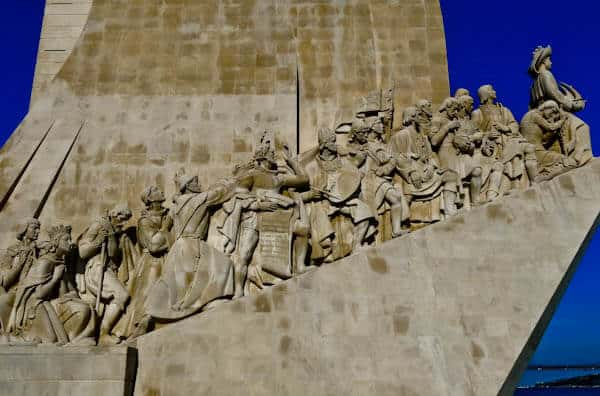 Things to do in Lisbon Portugal - Discoveries Monument