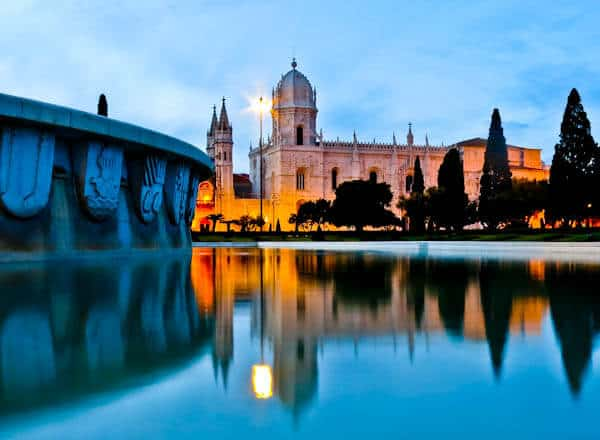 Things to do in Lisbon Portugal - Jeronimos Monastery