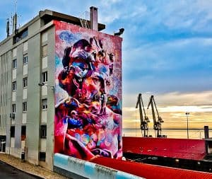Things to do in Lisbon Portugal - Street Art