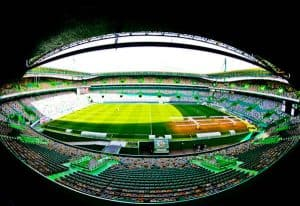 Things to do in Lisbon Portugal - Sporting Lisbon Stadium Tour