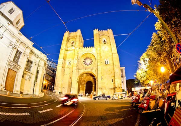 Things to do in Lisbon Portugal - Lisbon Cathedral