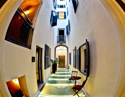 Valletta Hotels - The Saint John Boutique Hotel - Malta - Check In