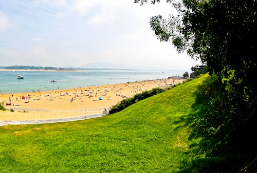 Beaches of Santander, Spain