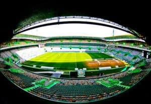 Sporting Lisbon stadium tour in Lisbon