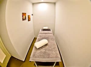 Barbarella Suite, Naples, Spa Suite, Massage Table