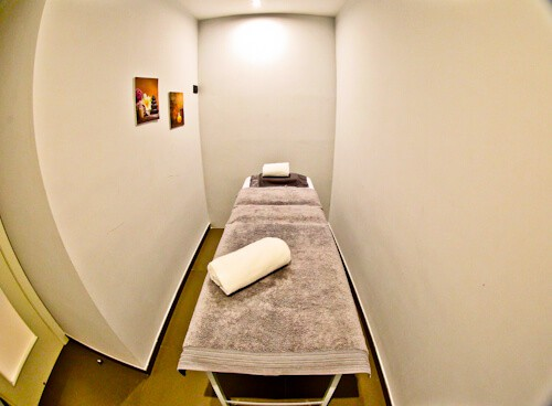 Barbarella Suite, Naples, Spa Suite, Massage Table