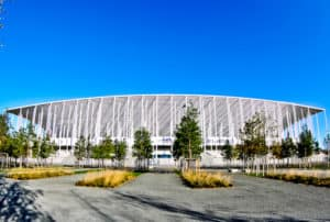 Bordeaux Matmut Atlantique Stadium Tour - location