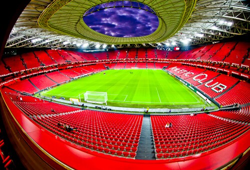 Athletic Bilbao, San Mames Stadium