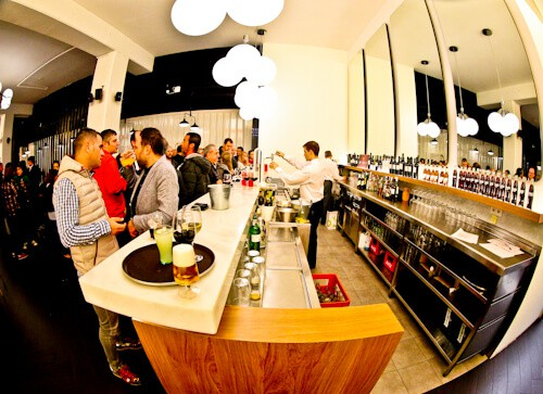 Athletic Bilbao VIP match day experience, bar