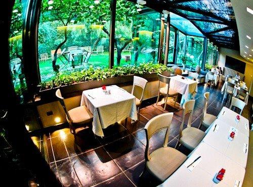 Hotel Forum Pompei - complimentary breakfast