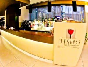 DoubleTree by Hilton Milan, bar