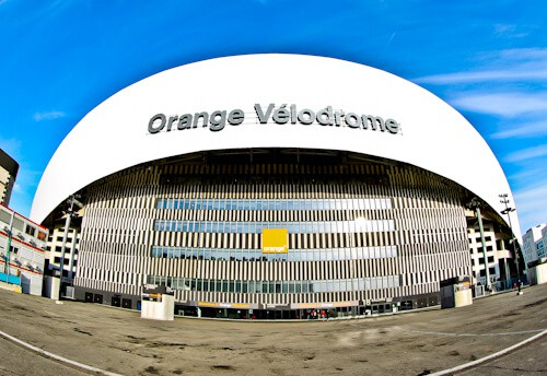 Olympique de Marseille, Orange Velodrome, Stadium tour, location