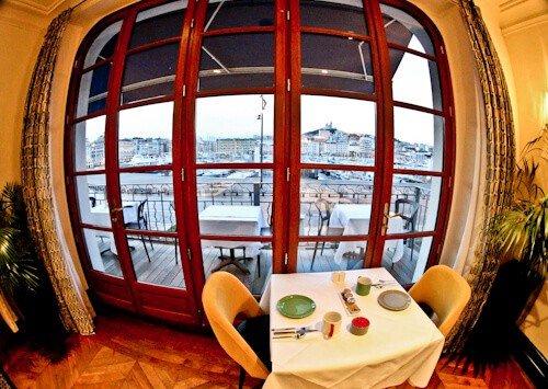 La Residence du Vieux Port hotel Marseille, breakfast buffet