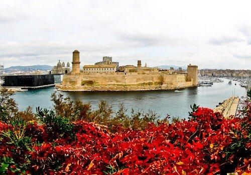 Fort Saint-Jean, Marseille