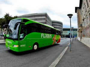 bus from Marseille to Nice - Flixbus