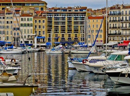 La Residence Du Vieux Port hotel, Marseille old port - location