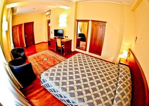 Centro Pastorale Paolo VI Brescia - guest room
