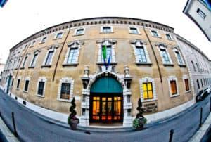 Centro Pastorale Paolo VI Brescia - location